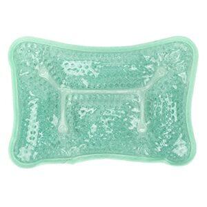 Pack de glace en gel, sac réutilisable de compresse chaude et froide pour compresses glacées pour gonflement, ecchymoses, chirurgie(Vert)