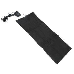 Réchauffeur de taille, coussin chauffant de lit d'animal familier USB coussin chauffant en fibre de carbone électrique pour réchauffeur d'animal familier pour coussin abdominal de taille