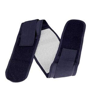 Tourage à la taille réglable Tourmaline auto-chauffage Thérapie magnétique à la taille Taille de la ceinture Bande lombaire Bande de massage Bande Santé Soins de santé Activation de la circulation san