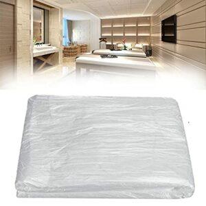 ZFAZF 80/190 pcs Draps Lit Jetables Couverture canapé Massage jetable, Couvre draps cosmétiques, Tables Massage Drap lit pour Salon beauté, Massage, Tatouage, hôtels