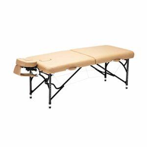 Gaoyuhong anmochuang LJHA Lit de Massage Portable, Légère Hauteur Ajustable Pliant Chaise de Massage Beauty Spa Traitement Sofa (2 Couleurs) Tables de Massage (Color : Style 2)