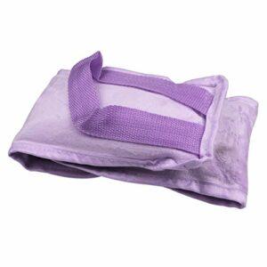 Hemoton Gel réutilisable chaud et froid, lot de perles de gel pour soulager la douleur, sac de glace, fournitures de soins personnels pour cou, dos, genou, épaules – Violet