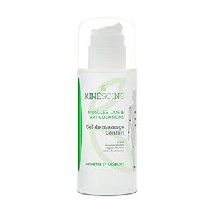 KINÉSOINS – Gel de massage Confort Muscles & Articulations – Harpagophytum (150 ml)