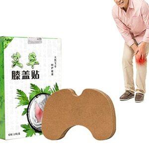 Kit de patchs de soulagement du genou Mr Joint, patchs de soulagement de la douleur au genou, autocollant d'absinthe de soulagement de la douleur de jambe, pour le genou (12pcs)