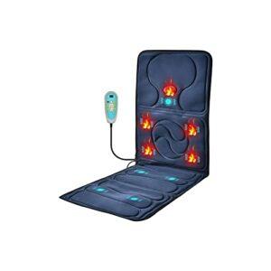 KSDCDF Massager de Cols de col de la Colonne cervicale Multifonctionnel corpot de Corps Colorant épaule pouls de Massage Coussin de Massage ménager Coussin de Masseur électrique
