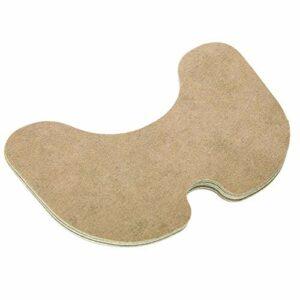 Patch auto-chauffant, patch de soulagement de la douleur au genou en tissu non tissé soulage la douleur et réduit la rigidité des articulations Conception de patch auto-chauffant pour les