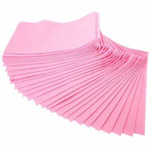 Sécher Jetable Lit Des draps, Massage Table Papier 80 * 180cm 10pcs/Sac Traverser Infection Non-tissé en tissu