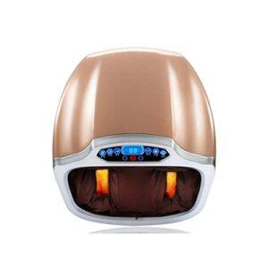 SMOM Machine de Masseur de Pied avec Thermique en pétrissage de pétrissage à Pied Réflexologie Massager for la Relaxation des Pieds et soulagement de la Douleur, entièrement emballés d'airbag